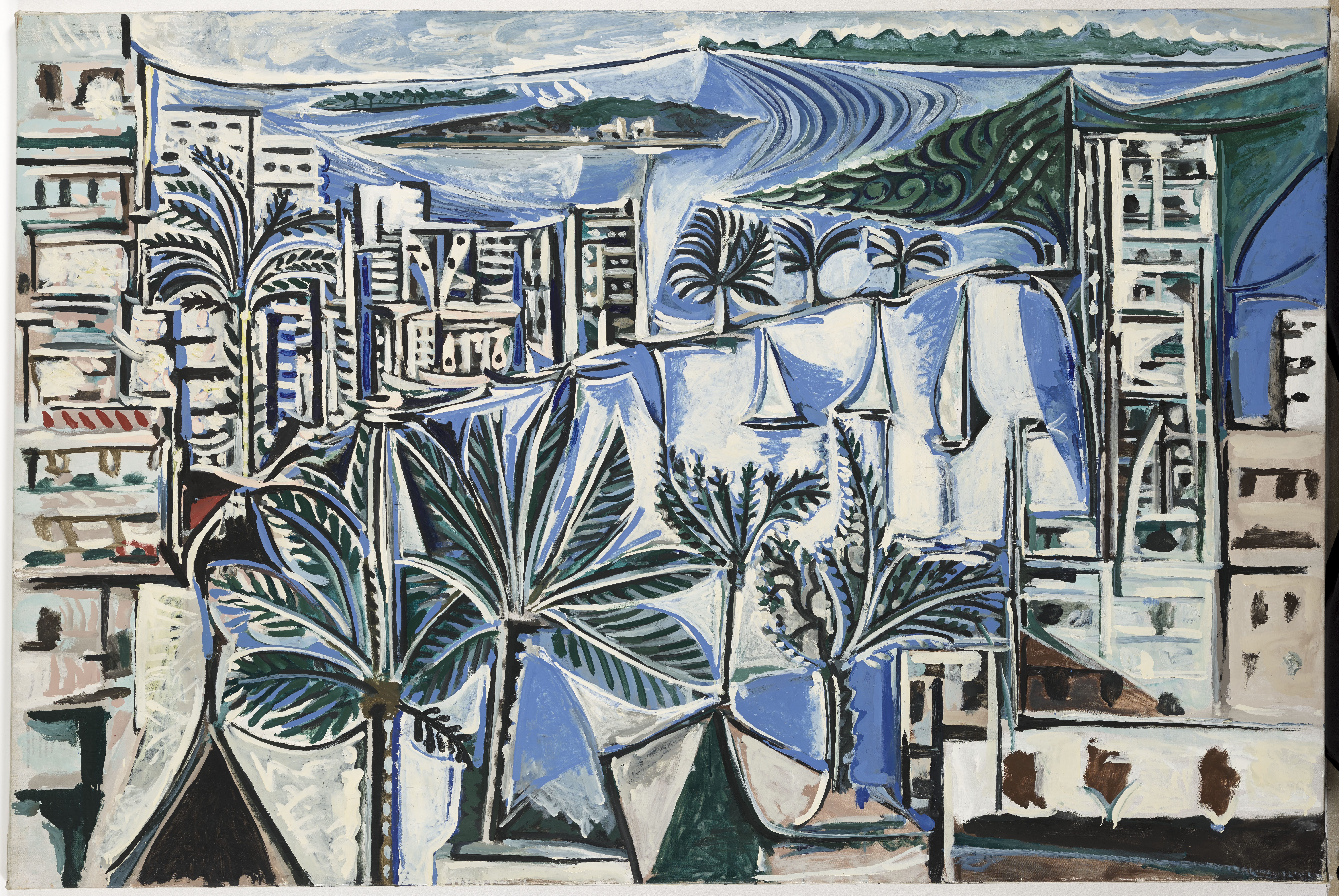 Picasso - La Baie de Cannes - MP212 - 16-524577