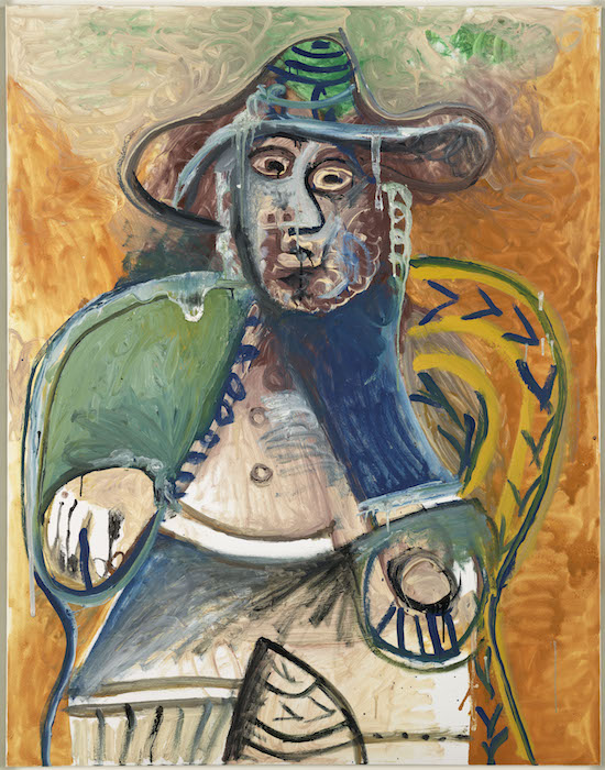 Picasso - Vieil homme assis - MP221 - 17-617260