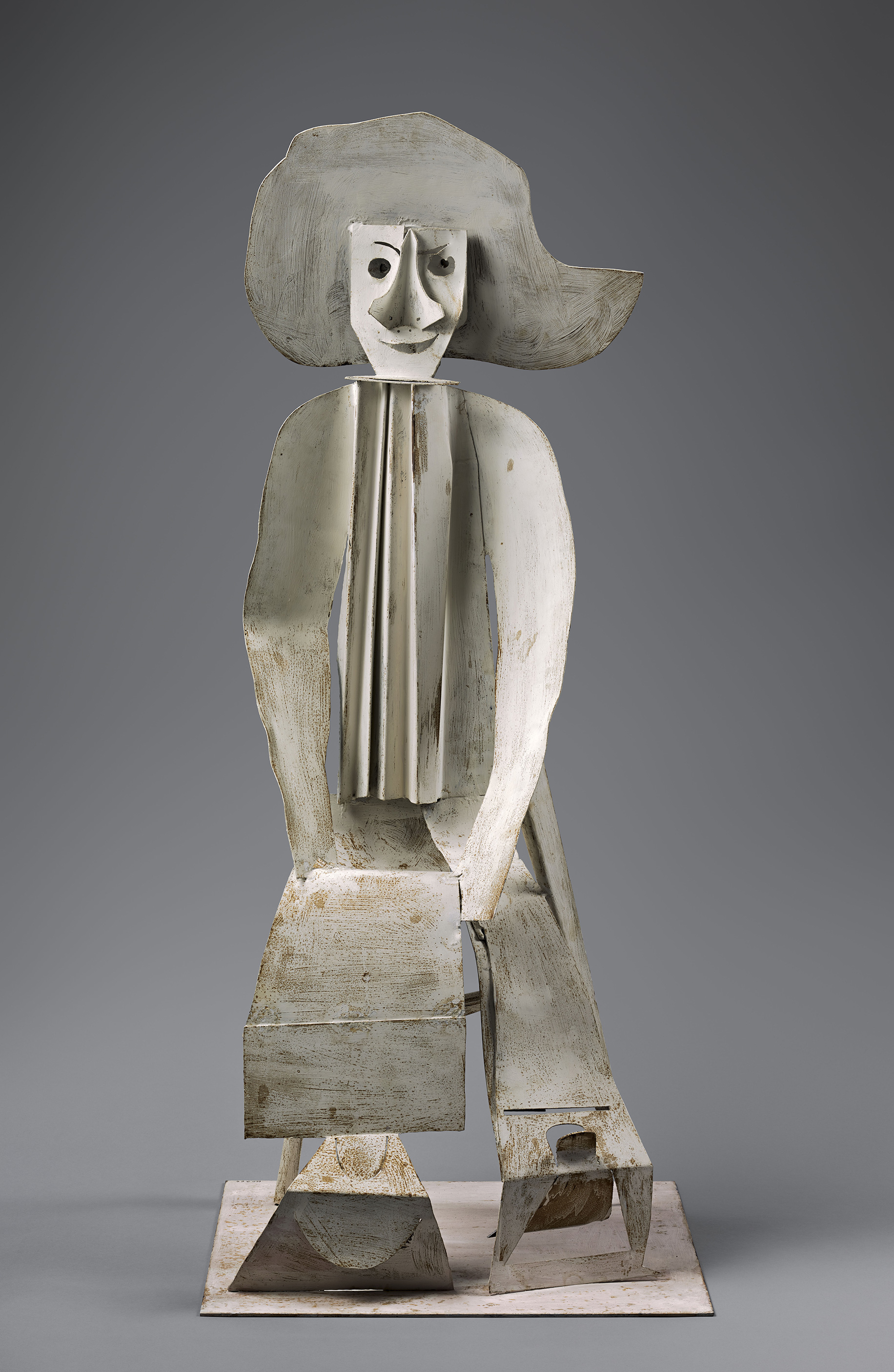 Picasso - Pierrot assis - MP364 -15-651739