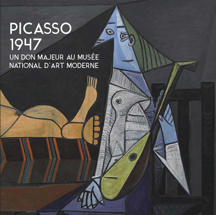 Catalogue exposition Picasso 1947