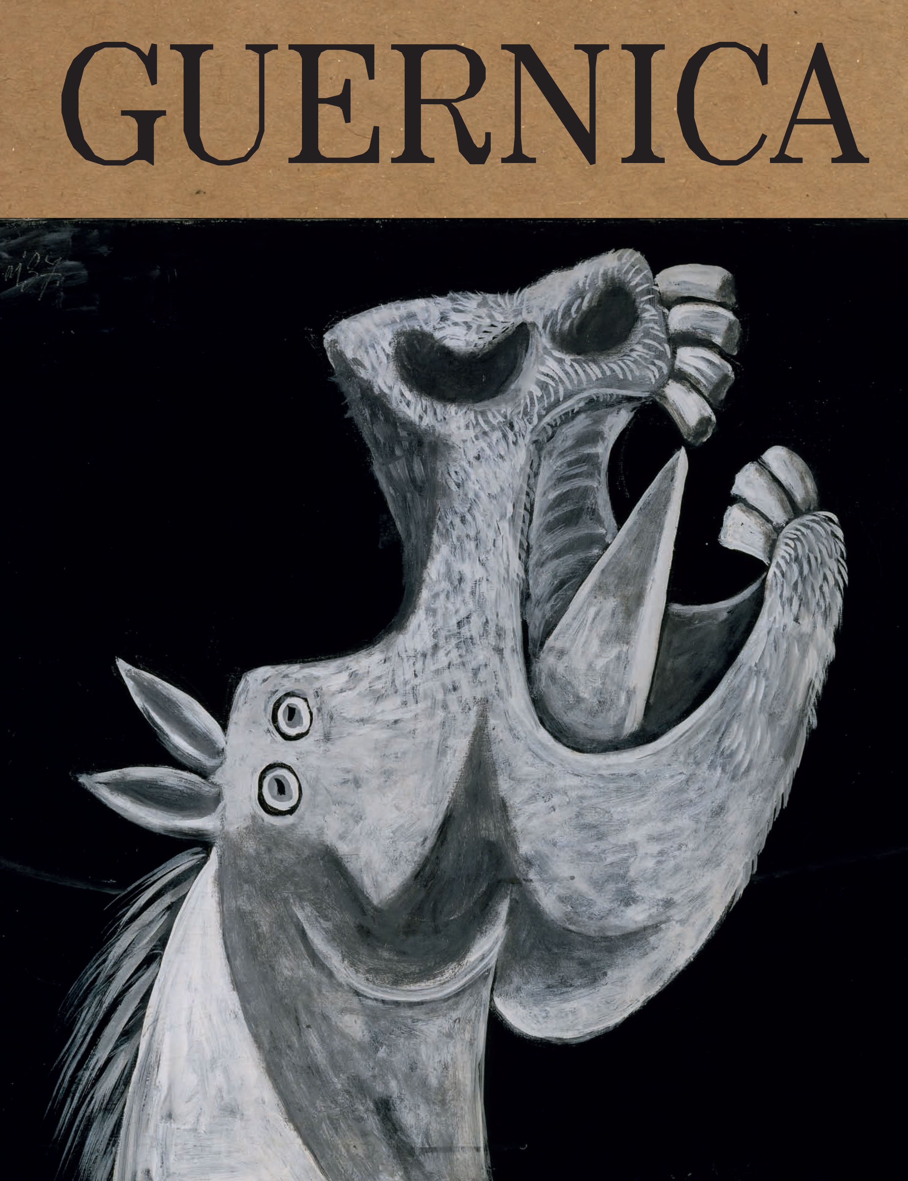 "Catalogue ""Guernica"""