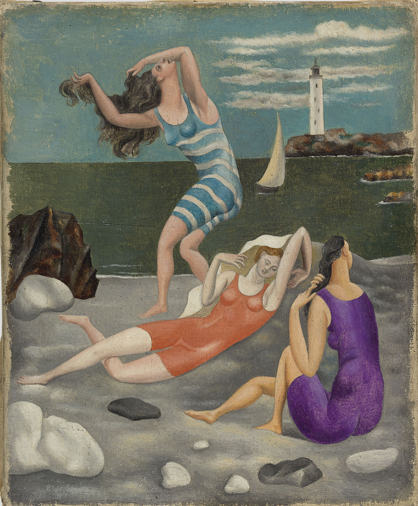 Picasso - Les Baigneuses - MP61 - 16-594975