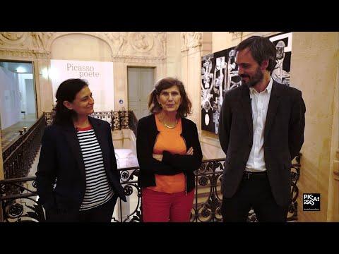 Au cœur de l'exposition « Picasso poète »