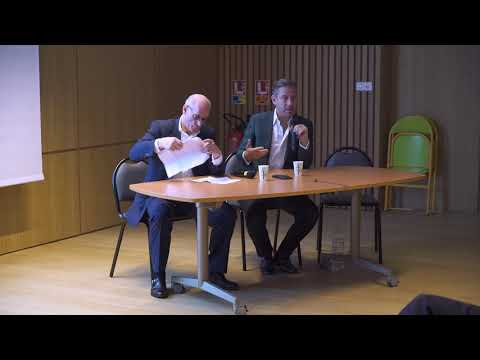 Conférence des commissaires Alexander S. C. Rower et Bernard Ruiz-Picasso