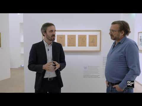 Au cœur de l'exposition « Picasso et la bande dessinée »